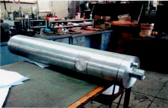 Резервуарный гидротаранный электрогенератор