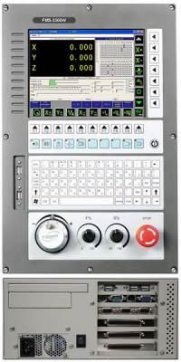 Российские чпу системы серии FMS-3000