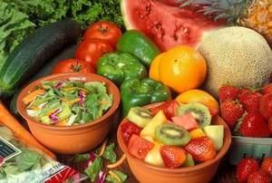 Обеззараживание пищевых продуктов