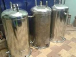 Установка электролитно-плазменного полирования