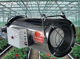 Устройство для отопления теплиц