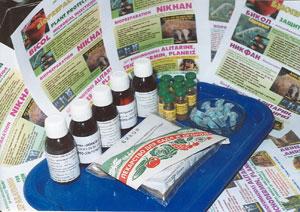 Микробиологическое средство защиты растений