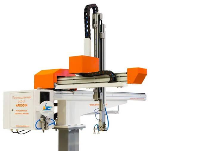 Промышленные роботы-манипуляторы