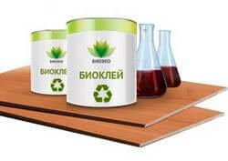 Биоклей на основе декстрана для древесины, бумаги, фанеры и т.п.