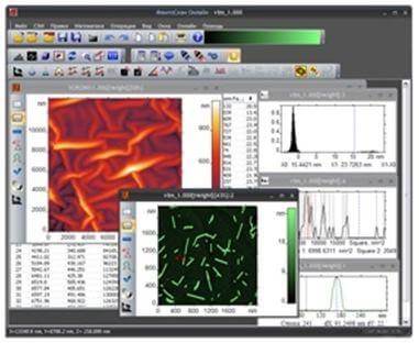 Сканирующий зондовый микроскоп