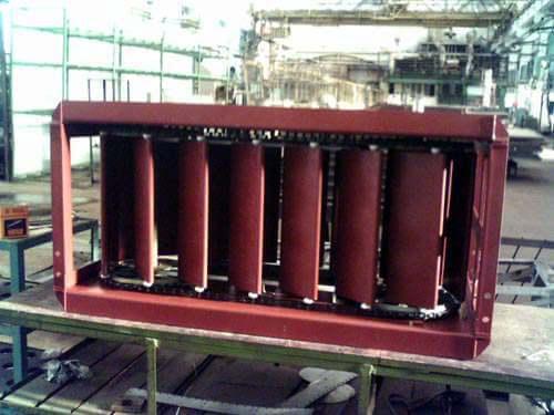 Мини-ГЭС - гидроэнергоблок Ленева