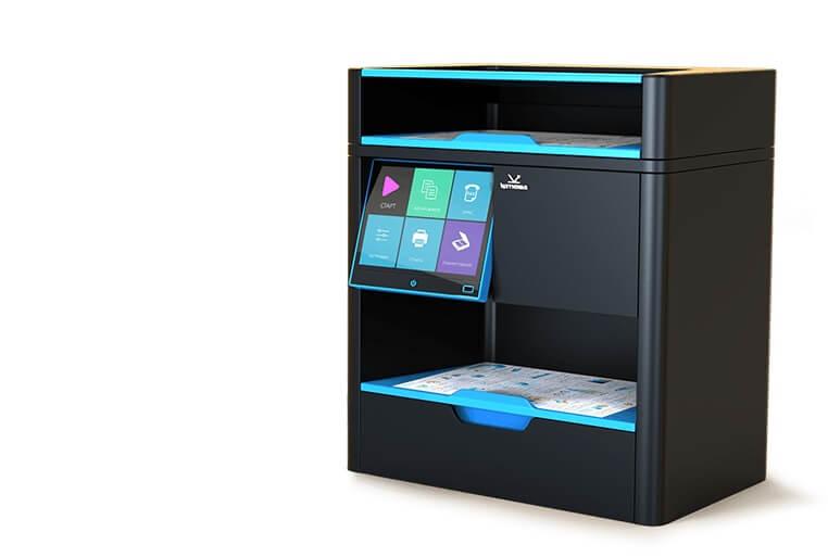 Технология печати принтера - ПВК печать.