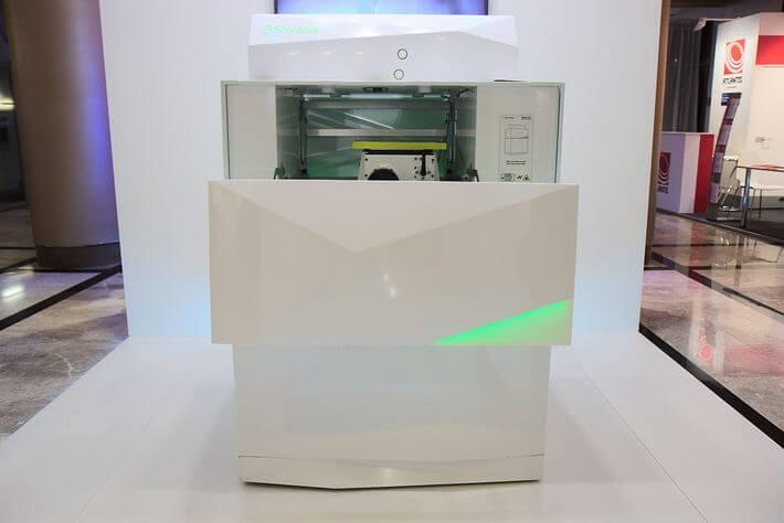 Лазерный микроскоп - лазерный измерительно-информационный комплекс МИМ-340