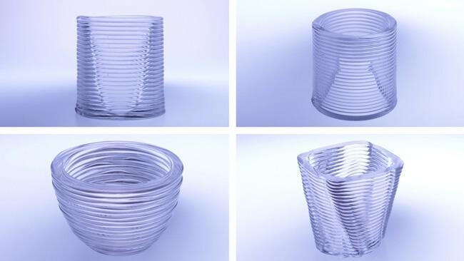 3D-принтер, печатающий расплавленным стеклом создан учеными