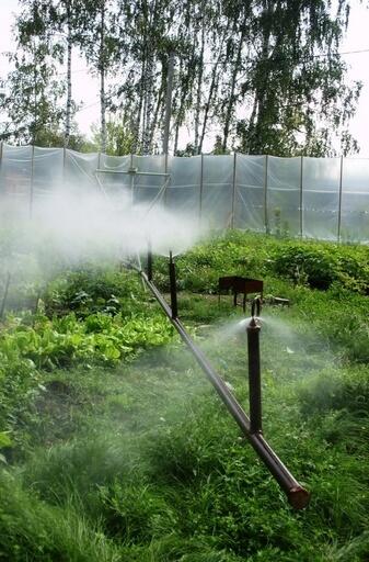 Туманообразующая установка Шохина