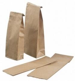 Пакеты из крафт-бумаги для упаковки и стерилизации