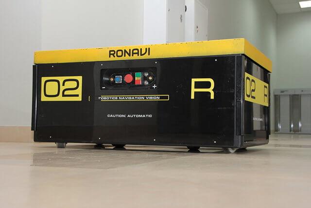Складские роботы Ronavi Robotics