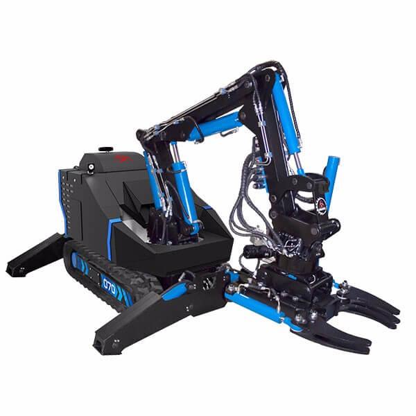 Многофункциональный робот РТС «РОИН» Р-070