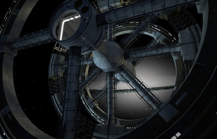 Космический лифт 2