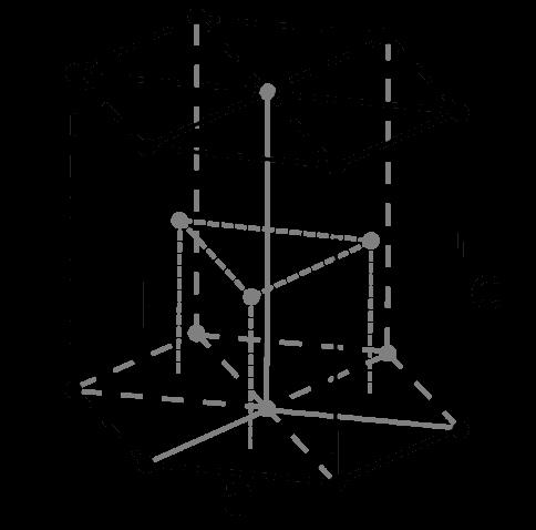 Кристаллическая решетка хассия