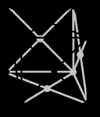 Кристаллическая решетка родия