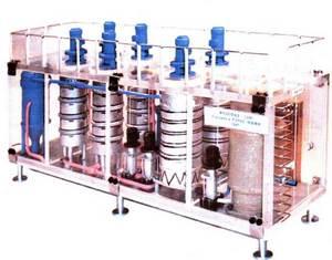 Комплекс очистки воды гидроволновым методом