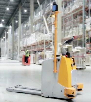 Средства автоматизации склада