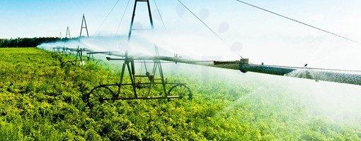"""Дождевальные машины """"Фрегат"""" для полива и внесения удобрений"""