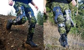 Экзоскелет для российской армии и медицинской помощи