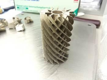 3d принтер по металлу, превосходящий зарубежные аналоги