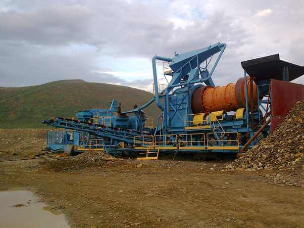 Модульный комплекс извлечения золота, платины и редкоземельных металлов