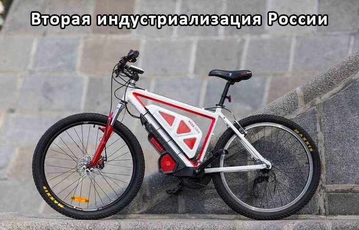 Eczo.bike - устройство электрификации велосипеда