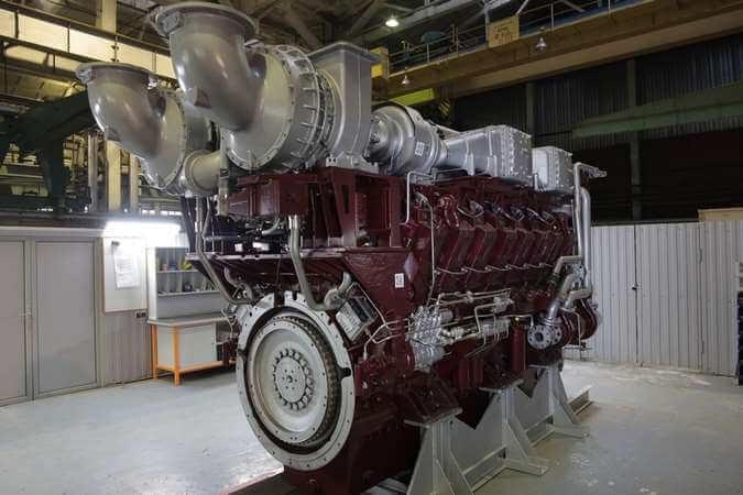 Дизельные двигатели нового поколения для промышленного использования