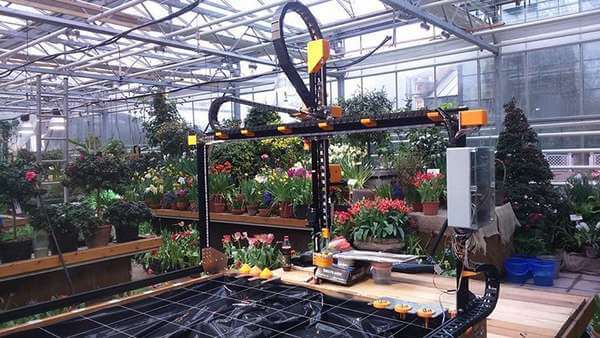 Робот огородник AGRO-BOT