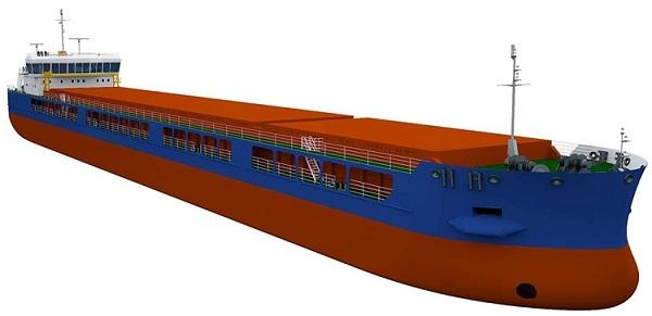 Сухогруз - сухогрузное судно проекта RSD59