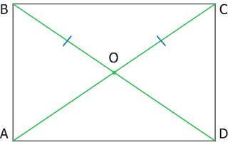 Прямоугольник, свойства, признаки и формулы