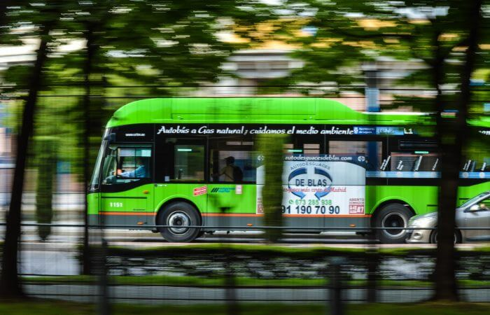 Система скоростного автобусного сообщения