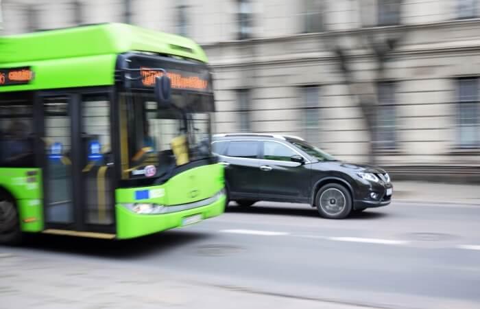 Низкопольный троллейбус 2