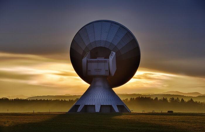 Бортовая радиолокационная станция – радар для беспилотных автомобилей