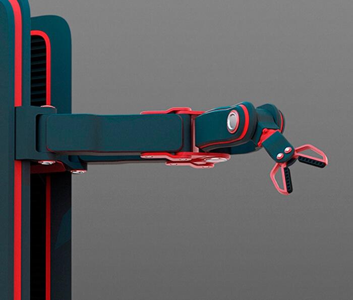 6-осевые роботы манипуляторы
