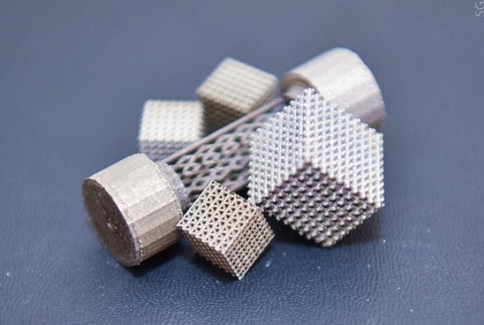 Аддитивная печать металлических деталей сложной формы 5