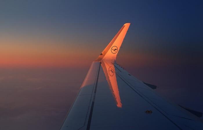 Самолетное крыло