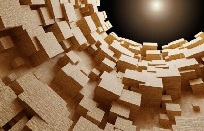 Охлаждающая древесина