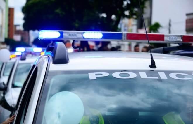 Роботы-патрульные, помогающие дорожной полиции