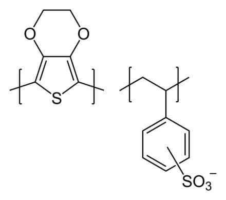 PEDOT : PSS или поли (3,4-этилендиокситиофен) полистиролсульфонат