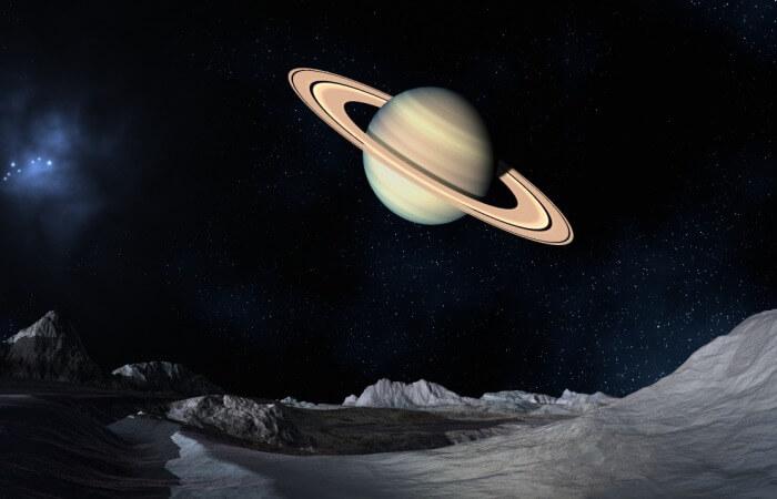 Масса Сатурна