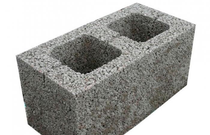Керамзитобетонный блок (керамзитоблок)