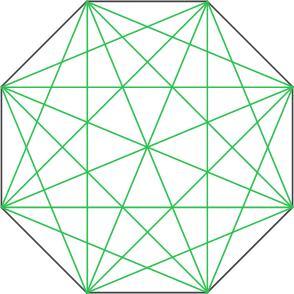 Правильный восьмиугольник
