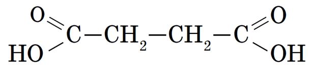 Янтарная кислота, свойства и применение