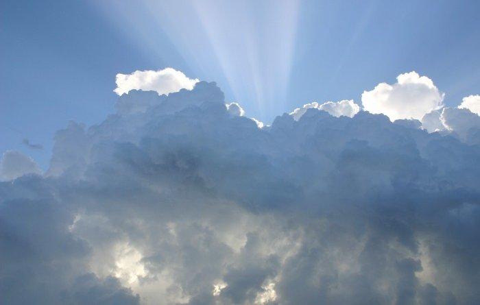 Плотность, давление и температура атмосферы на различной высоте над Землей