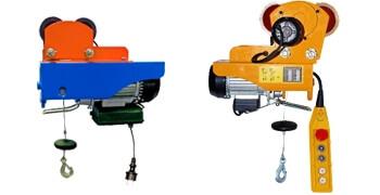 Электрические тельферы 40