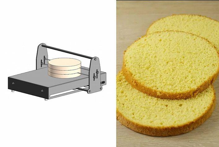 Резаки для бисквита