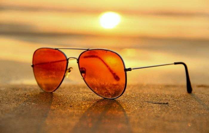 Защитой от солнца